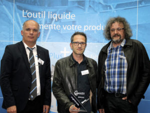 remise des 4es trophées Blaser - Entreprise berieau