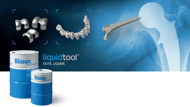 Pour-homologation-des-lubrifiants-usinage dans l' industrie médicale