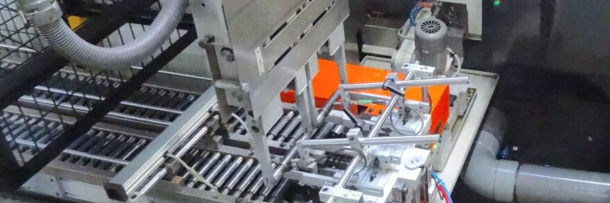 bras alim automatisé process usinage