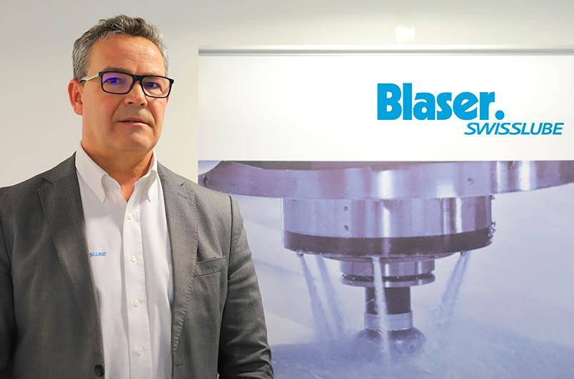 Philippe Lacroix directeur Blaser Swisslube France