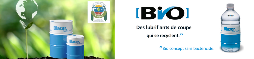 Blaser swisslube certification USDA lubrifiant soluble bio